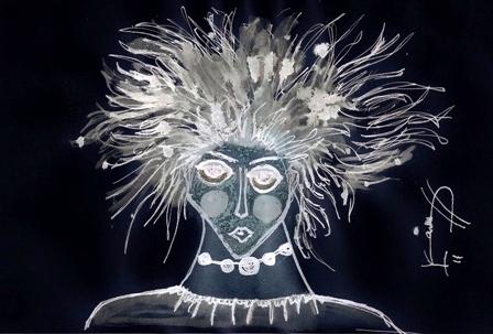 La Mujer Cogi Al Insomnio Por El Cuello Y Le Quit Hasta El Ltimo
