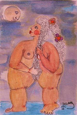 Conversas redondas. Isabela Méndez